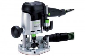 Festool OF 1010 EBQ-Plus - Frezarka górnowrzecionowa