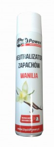 Liquid Power - Neutralizator zapachów - Wanilia