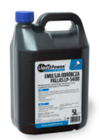 Liquid Power - Emulsja obróbcza Pallas LP-5400 5l