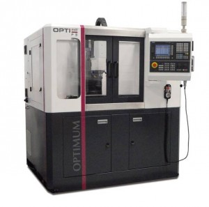 Optimum F 3 - Frezarka CNC