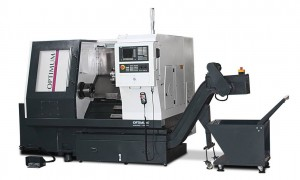OPTIturn S 400E SINUMERIK 808D - Tokarka do metalu CNC