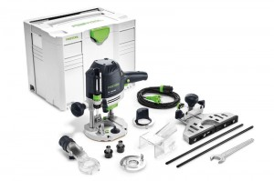 Festool OF 1400 EBQ-Plus - Frezarka górnowrzecionowa