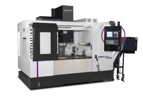 Optimum CNC Premium - Frezarka Optimill F 151HSC 12
